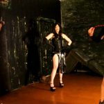 Mistress Shea, Dietrich In Scene: Double Whip Domination – DEADLYDOMMES – HD/720p/MP4