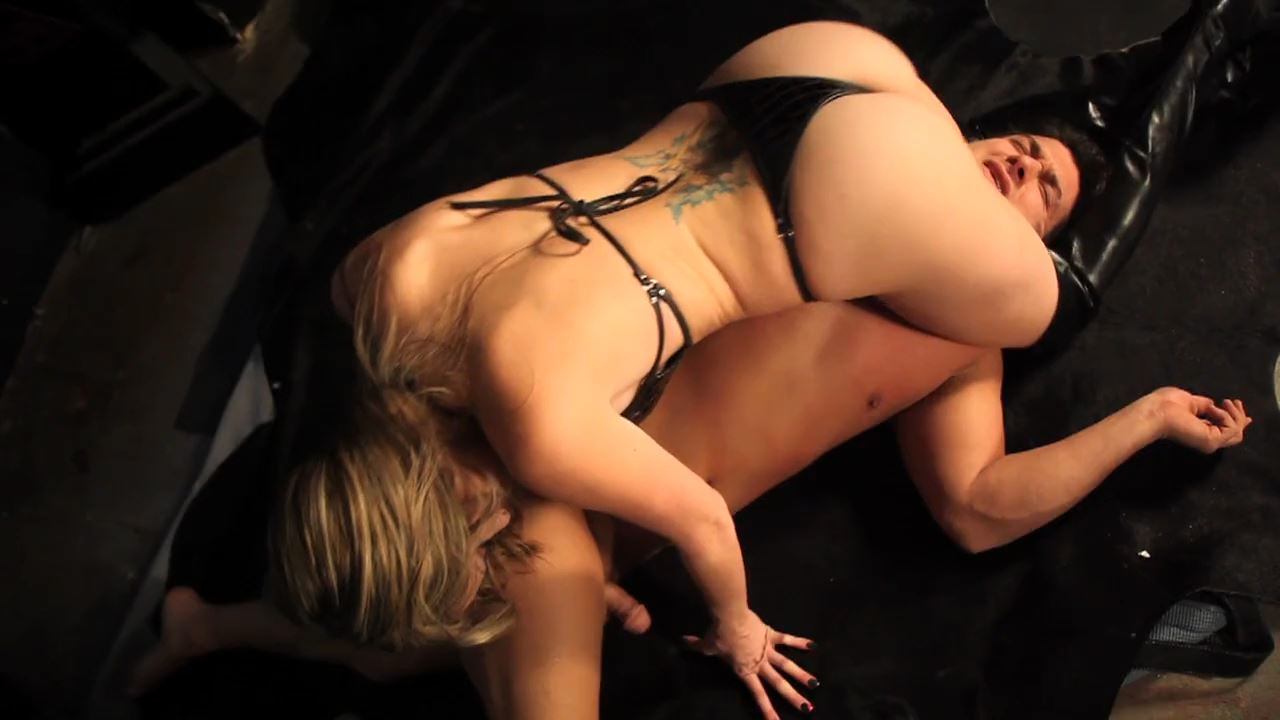 Mistress Courtney In Scene: Wrestled Down Dominated - DEADLYDOMMES - HD/720p/MP4