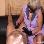 Wanking by smoking Housewife – GLOVESJOBS – SD/576p/MP4