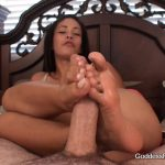 Goddess Jamie In Scene: Your Release – GODDESSFOOTJOBS – HD/720p/MP4