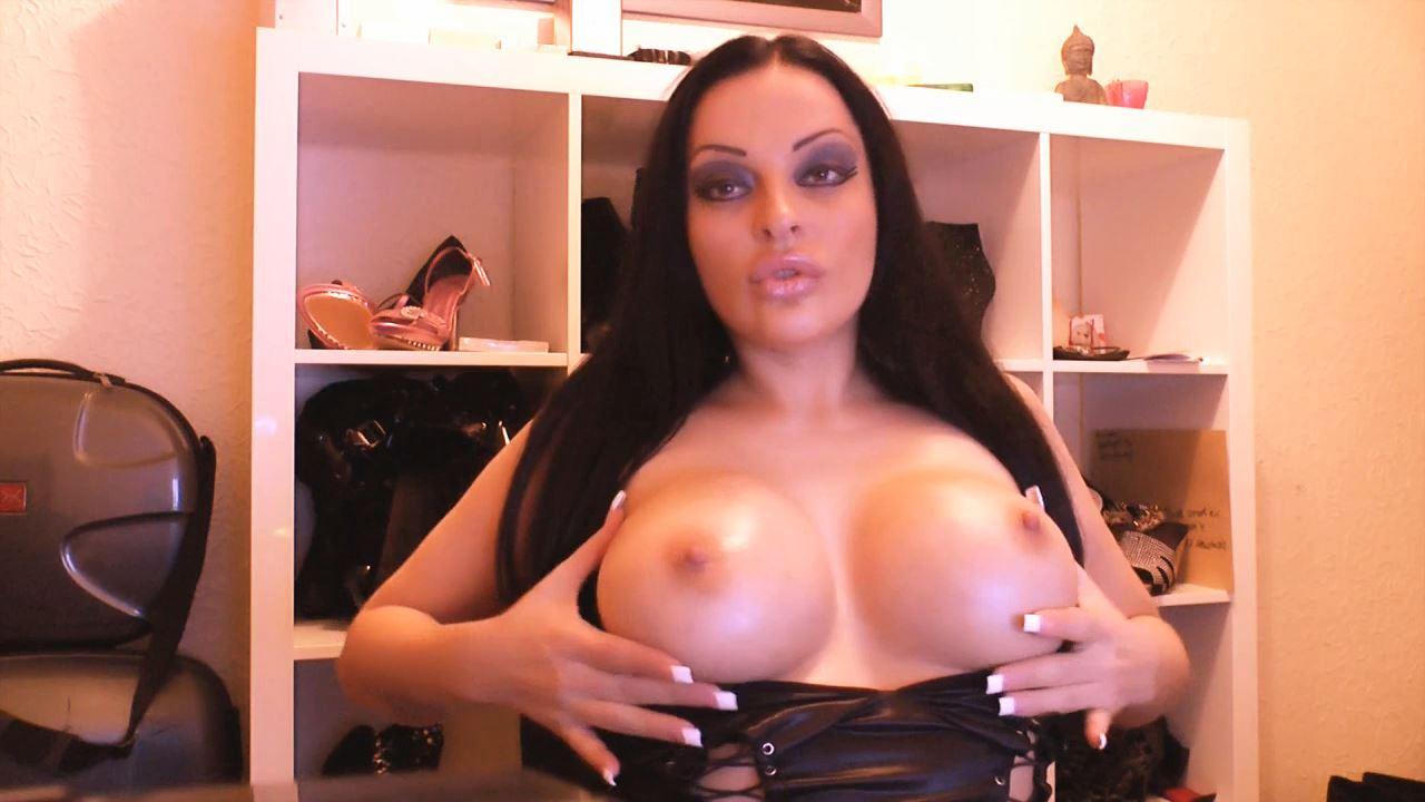 Mistress Lady Latoria In Scene: Big tits fetish - CLIPS4SALE / LADY LATORIAS WORLD / HERRIN-LATORIA - HD/720p/MP4
