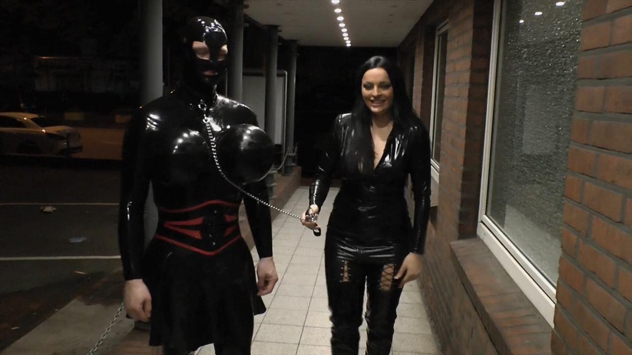 Mistress Lady Latoria In Scene: Lady Latoria's rubber doll - CLIPS4SALE / LADY LATORIAS WORLD / HERRIN-LATORIA - HD/720p/MP4
