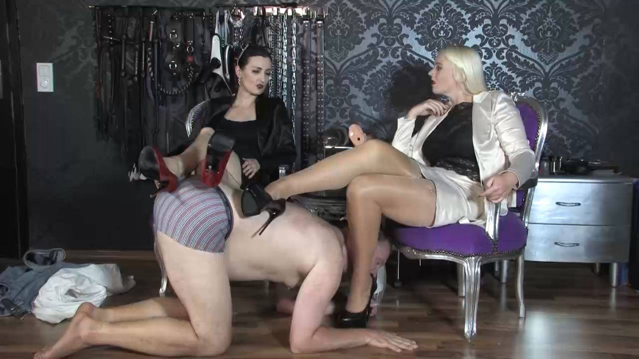 Lady Victoria Valente In Scene: We are the boss Part 1 - CLIPS4SALE / LADYVICTORIAVALENTE - HD/720p/MP4