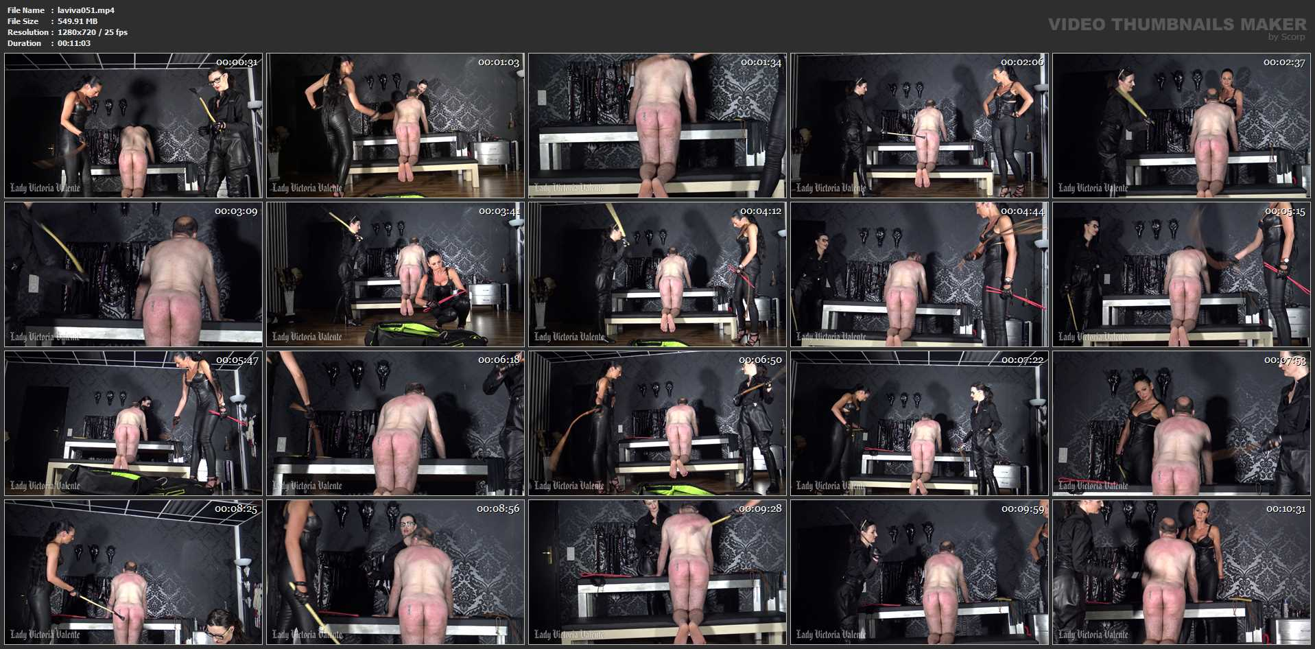 Lady Victoria Valente In Scene: The whip seller Part 3 - CLIPS4SALE / LADYVICTORIAVALENTE - HD/720p/MP4