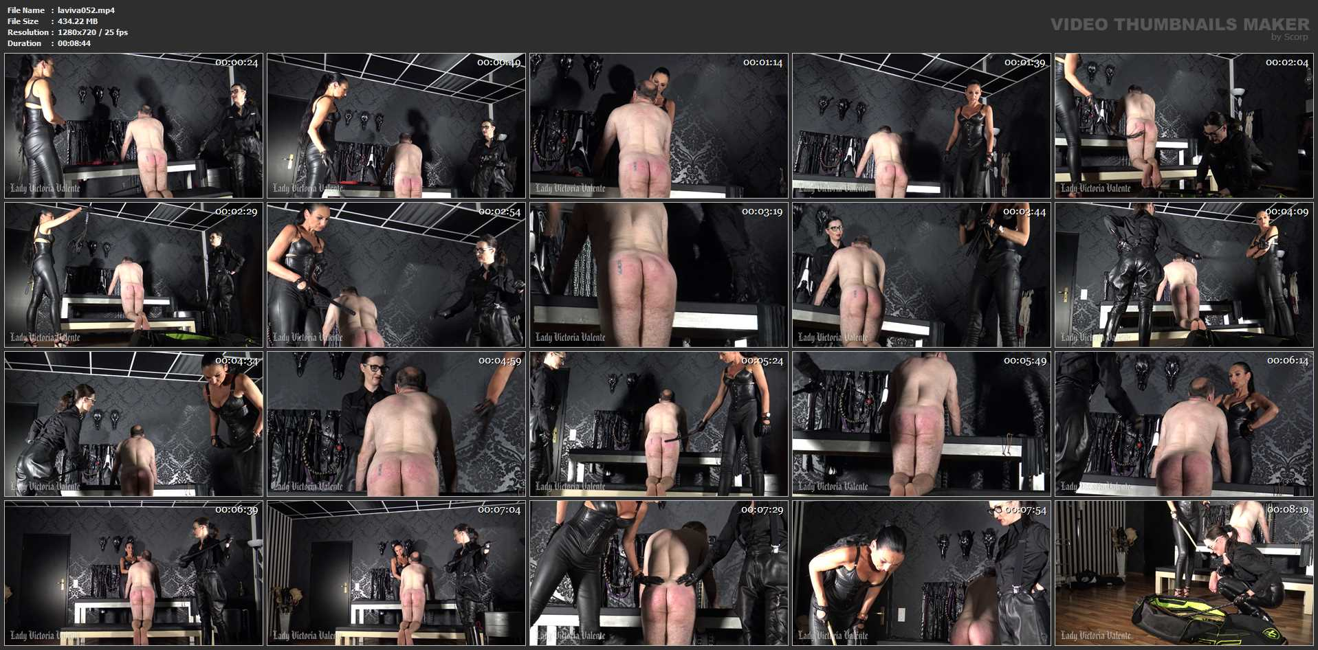 Lady Victoria Valente In Scene: The whip seller Part 2 - CLIPS4SALE / LADYVICTORIAVALENTE - HD/720p/MP4