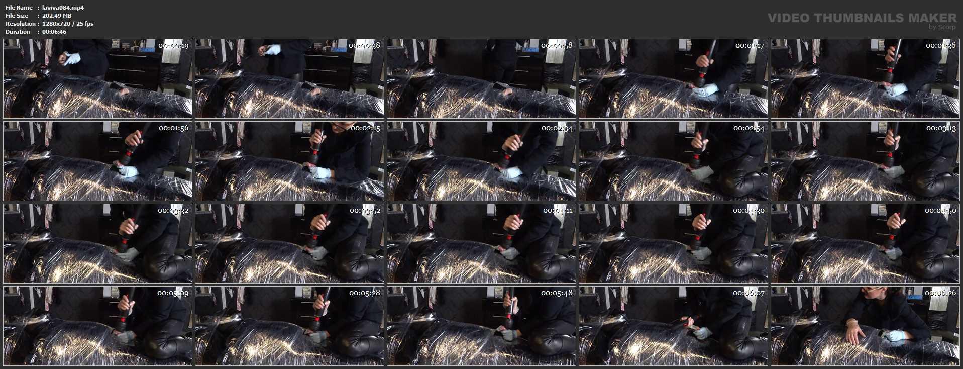 Lady Victoria Valente In Scene: Latex Vibrator condom Orgasm Part 2 - CLIPS4SALE / LADYVICTORIAVALENTE - HD/720p/MP4