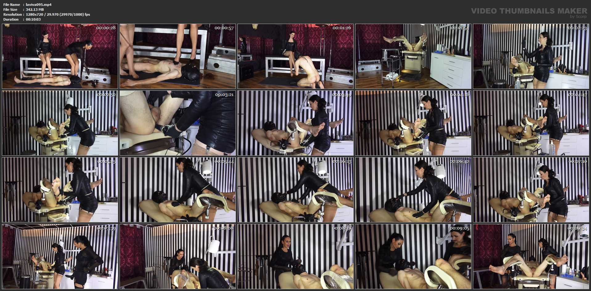 Lady Victoria Valente In Scene: Overwhelmed and used - Part 5 - CLIPS4SALE / LADYVICTORIAVALENTE - HD/720p/MP4