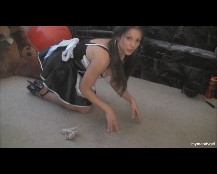 Mandy Flores In Scene: Wet and Messy Carpet Pee - MANDYFLORES - SD/576p/MP4