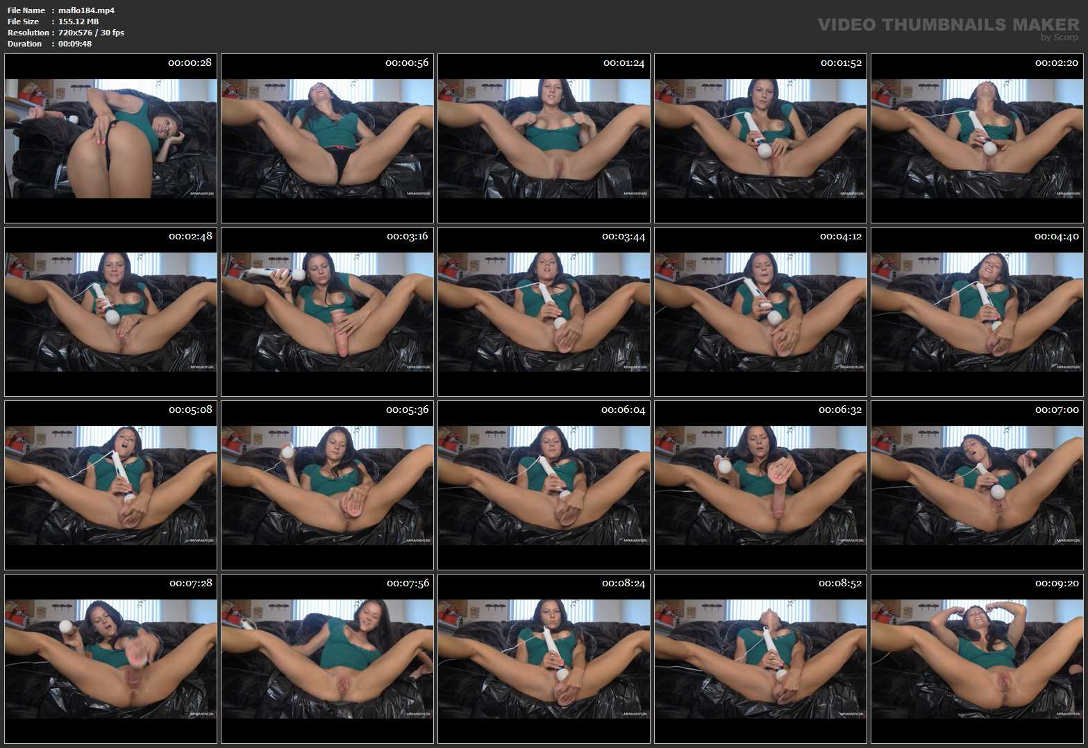Mandy Flores In Scene: 1 More Please - MANDYFLORES - SD/576p/MP4