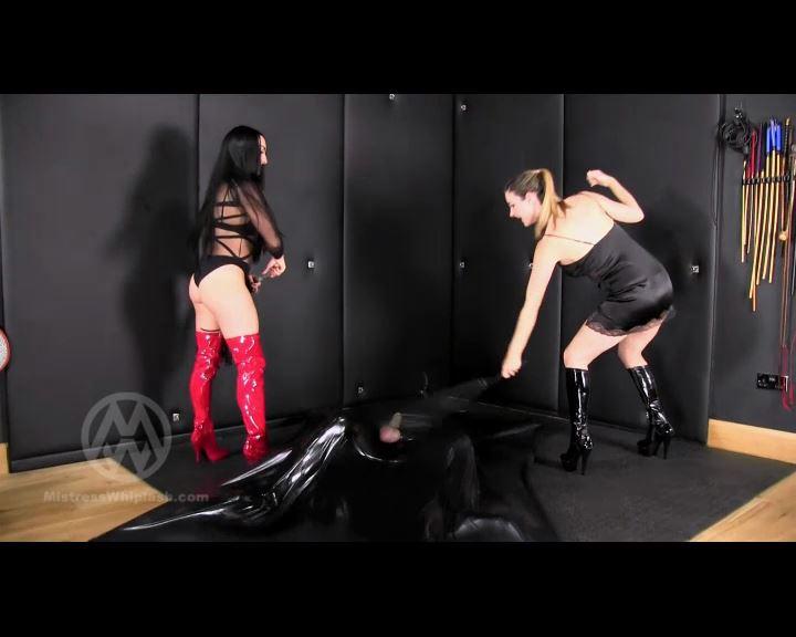 Mistress Nikki Whiplash In Scene: Vacbed Torment - CLIPS4SALE / MISTRESS NIKKI WHIPLASH / MISTRESS WHIPLASH - SD/576p/MP4