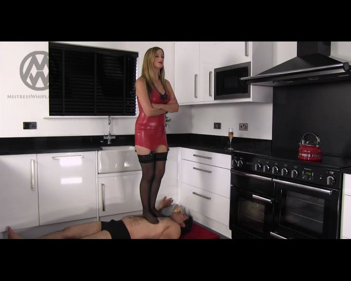 Mistress Nikki Whiplash In Scene: Domestic Shoe Slave - CLIPS4SALE / MISTRESS NIKKI WHIPLASH / MISTRESS WHIPLASH - SD/576p/MP4