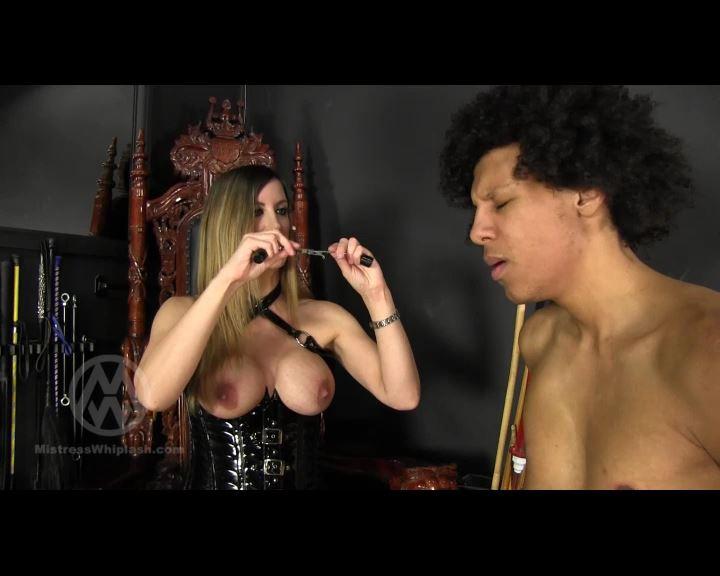 Mistress Nikki Whiplash In Scene: Nipple Distraction - CLIPS4SALE / MISTRESS NIKKI WHIPLASH / MISTRESS WHIPLASH - SD/576p/MP4