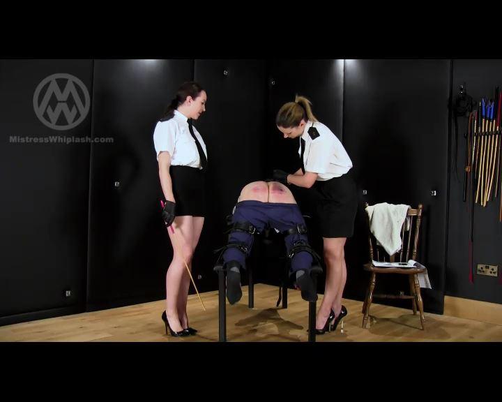 Mistress Nikki Whiplash In Scene: 100-Stroke Judicial Caning: The First 20 Strokes - CLIPS4SALE / MISTRESS NIKKI WHIPLASH / MISTRESS WHIPLASH - SD/576p/MP4