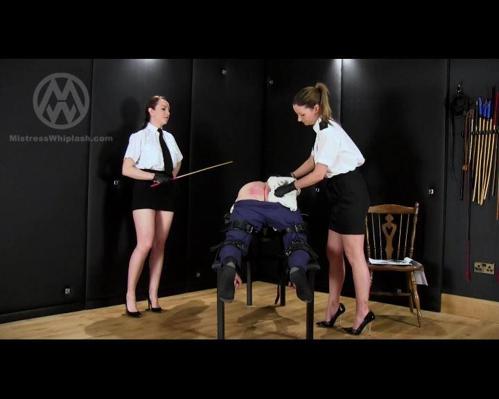 Mistress Nikki Whiplash, Miss Sarah Jessica In Scene: 100-Stroke Judicial Caning: The Second 20 Strokes - CLIPS4SALE / MISTRESS NIKKI WHIPLASH / MISTRESS WHIPLASH - SD/576p/MP4