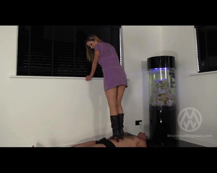 Mistress Nikki Whiplash In Scene: Trampled in Wooden Heeled Boots - CLIPS4SALE / MISTRESS NIKKI WHIPLASH / MISTRESS WHIPLASH - SD/576p/MP4