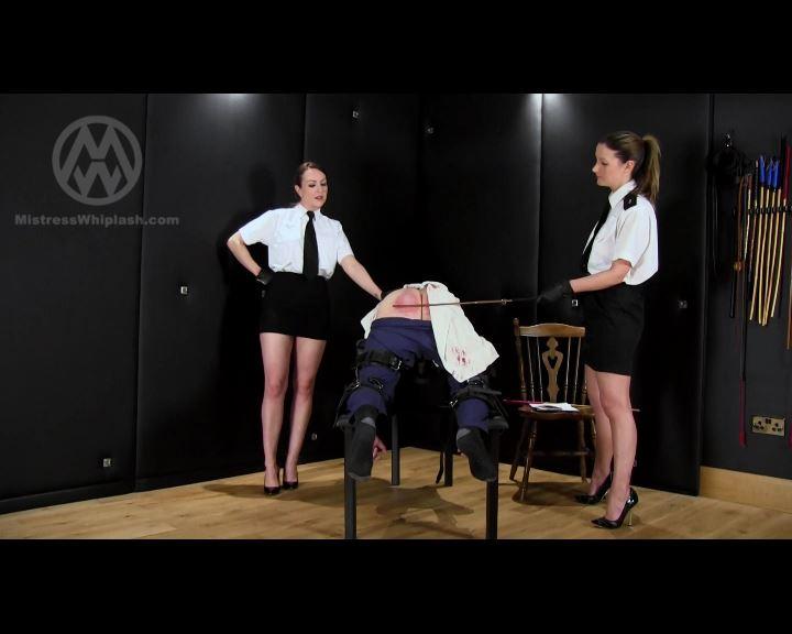 Mistress Nikki Whiplash, Miss Jessica In Scene: 100-Stroke Judicial Caning: The Final 20 Strokes - CLIPS4SALE / MISTRESS NIKKI WHIPLASH / MISTRESS WHIPLASH - SD/576p/MP4