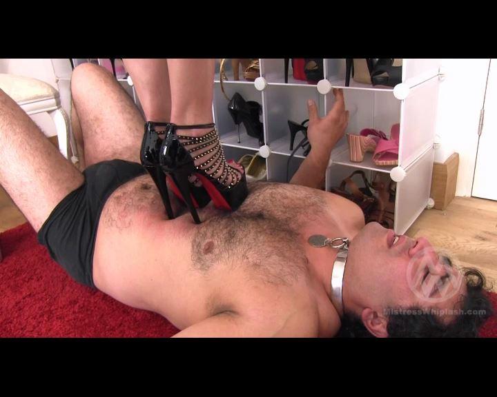 Mistress Nikki Whiplash In Scene: Trample Cheat - CLIPS4SALE / MISTRESS NIKKI WHIPLASH / MISTRESS WHIPLASH - SD/576p/MP4