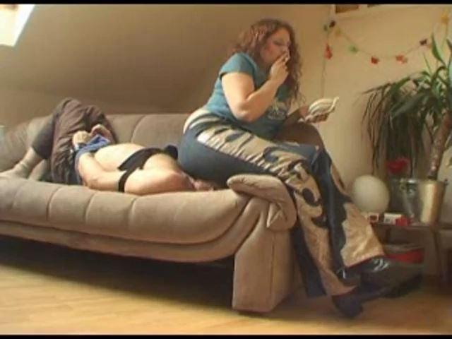 Verena Facesitting 46 - SADISTIC-GIRLS - SD/480p/MP4
