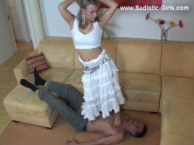 Sophie Trampling 3 - SADISTIC-GIRLS - SD/480p/MP4
