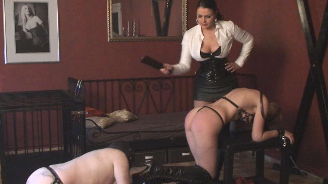Lady Asmodena In Scene: Lust Slave 2 - STRAPON-GODDESS - HD/720p/MP4