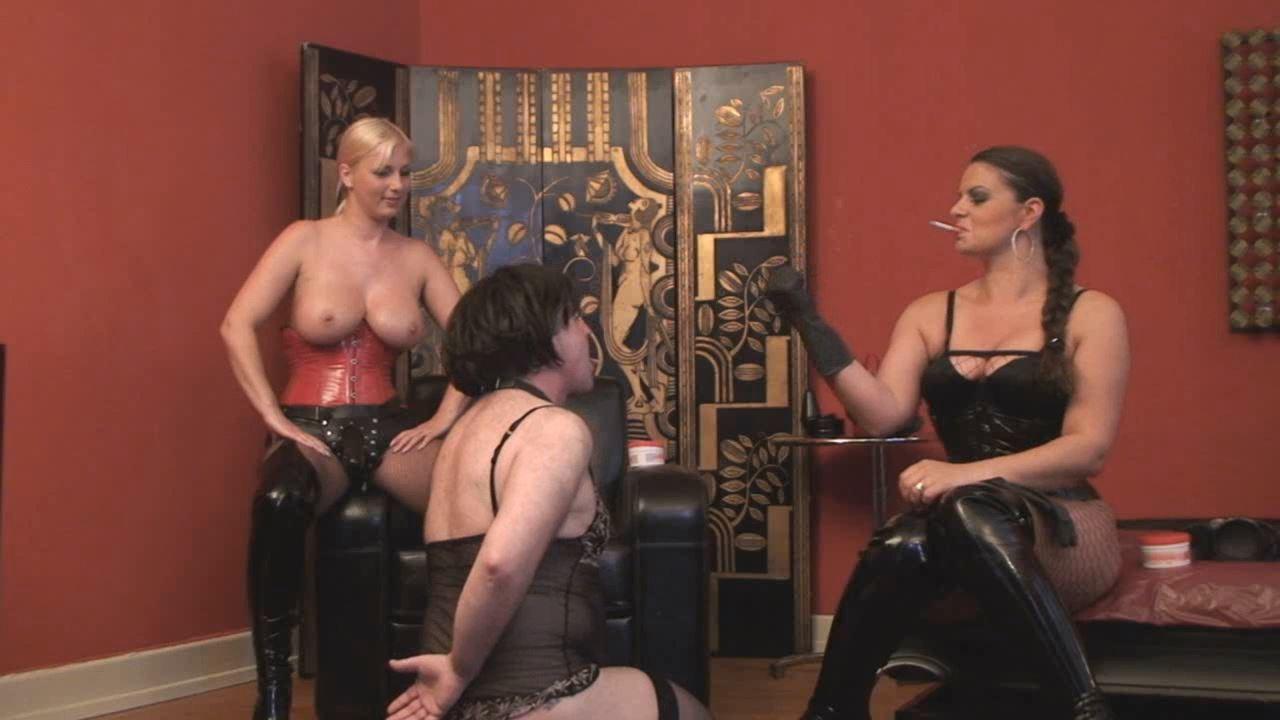 Lady Asmodena In Scene: Bizarrex Zess 2 - STRAPON-GODDESS - HD/720p/MP4