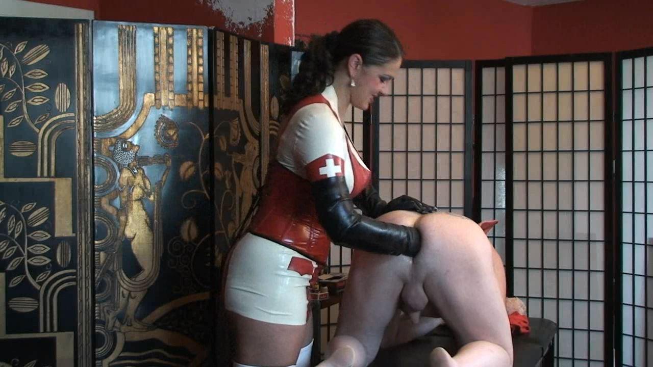 Lady Asmodena In Scene: Igor 5 - STRAPON-GODDESS - HD/720p/MP4