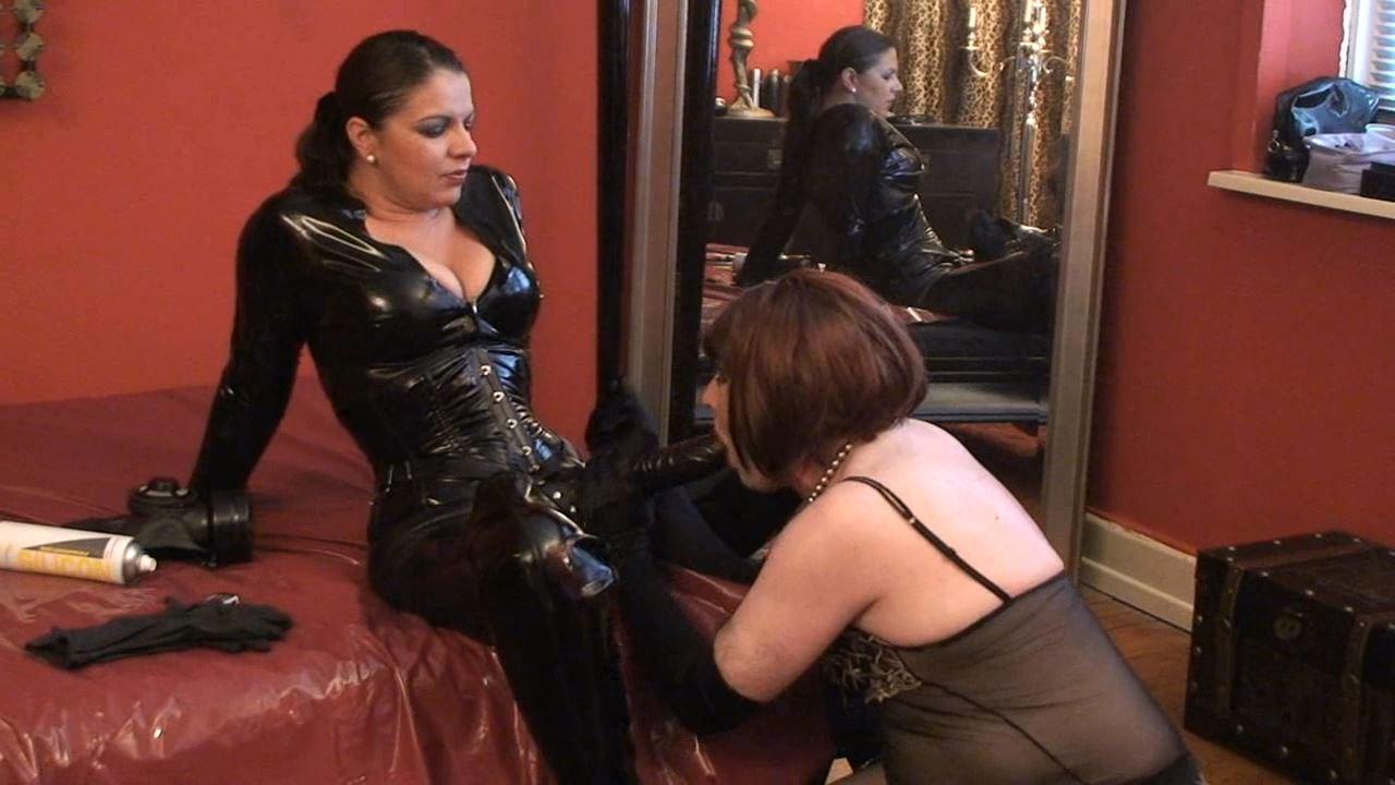 Lady Asmodena In Scene: Forg Strapon 2 - STRAPON-GODDESS - HD/720p/MP4