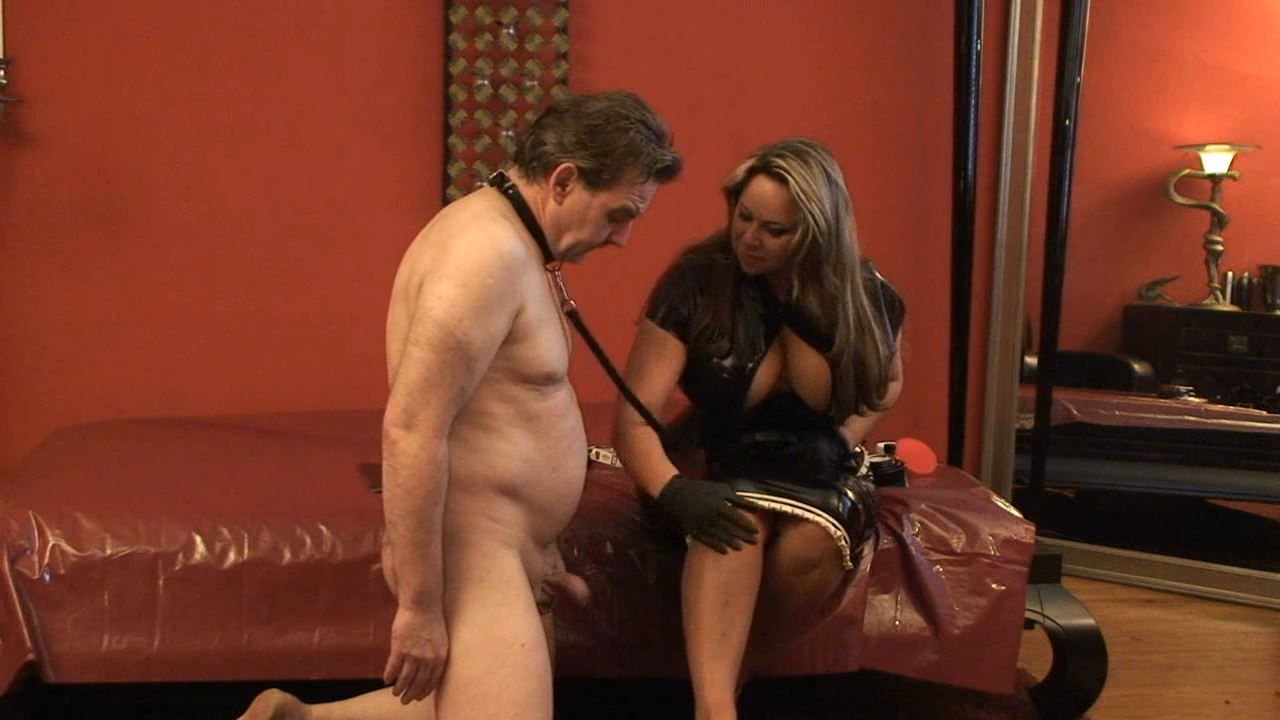 Lady Asmodena In Scene: Personal Pussyboy - STRAPON-GODDESS - HD/720p/MP4