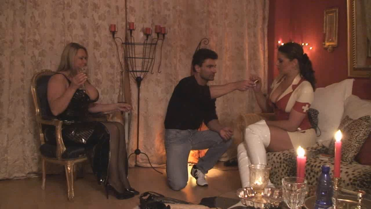 Lady Asmodena In Scene: Revanche - STRAPON-GODDESS - HD/720p/MP4