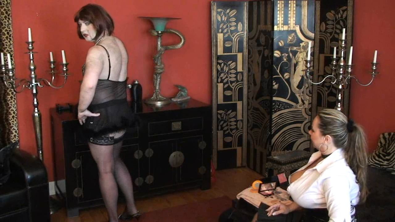 Lady Asmodena In Scene: Dildo Olympics 4 - STRAPON-GODDESS - HD/720p/MP4