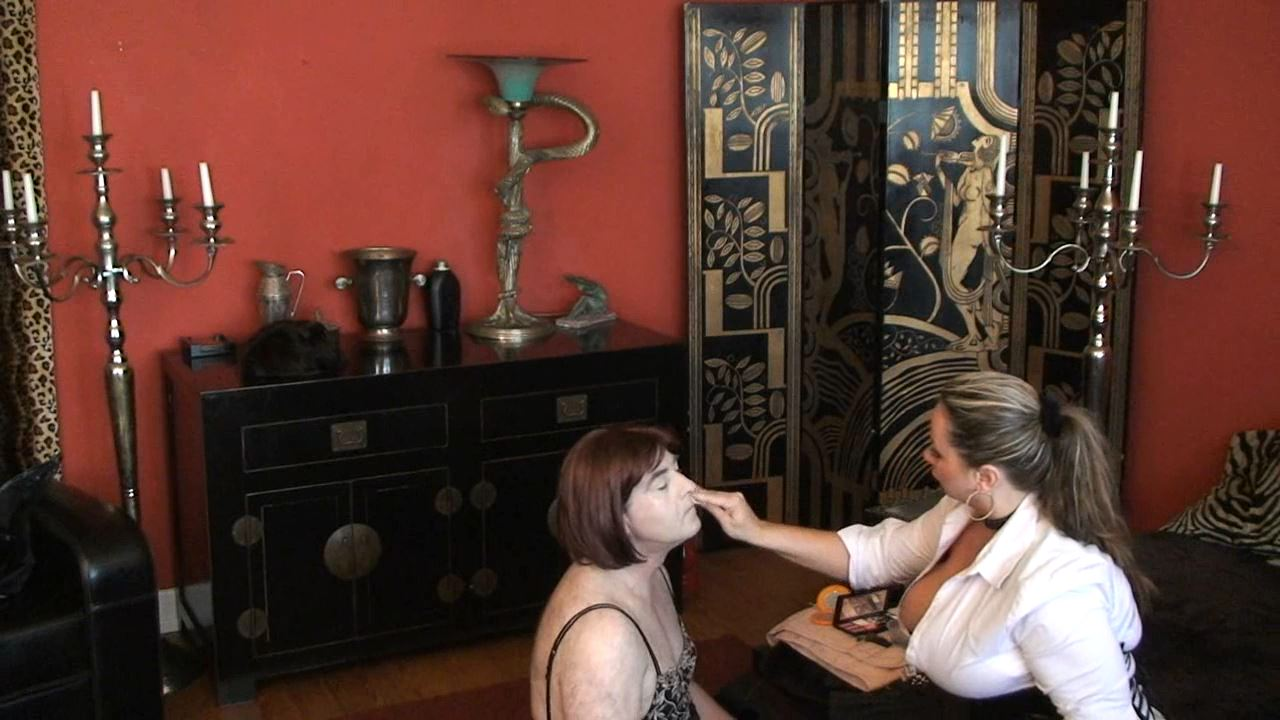 Lady Asmodena In Scene: Dildo Olympics 2 - STRAPON-GODDESS - HD/720p/MP4