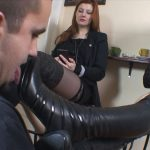 Goddess Bianca, Goddess Victoria In Scene: On our command, bitch Part 3 – SWEATREMOVER – FULL HD/1080p/MP4