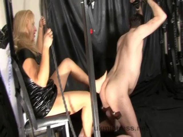 Mistress Alexandra In Scene: Humbled Slave 2 - UKMISTRESS - SD/480p/MP4