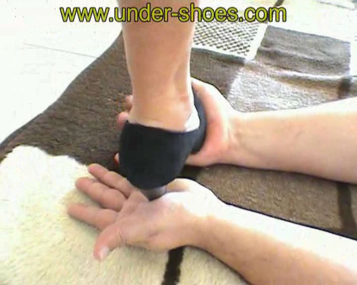 Daniela Heels - UNDER-SHOES - SD/576p/MP4