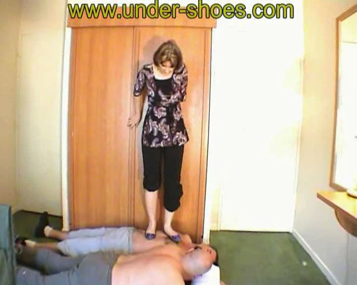 Part 6 Chantal - UNDER-SHOES - SD/576p/MP4