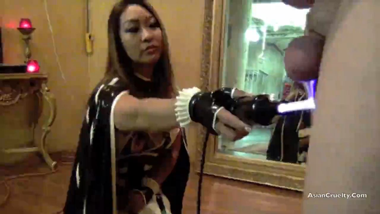 Heavy Metal Pain And Punish - CLIPS4SALE / ASIAN CRUELTY - HD/720p/MP4