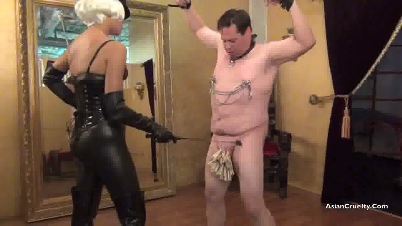 Seasons Beatings. Starring Mistress Meana - CLIPS4SALE / ASIAN CRUELTY - HD/720p/MP4