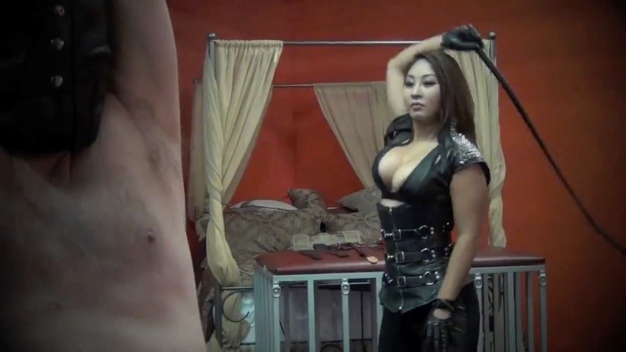Suffer For My Leather Part 2 - CLIPS4SALE / ASIAN CRUELTY - HD/720p/MP4