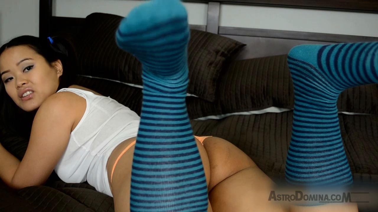 Astro Domina In Scene: Gym Sock Cutie - ASTRODOMINA / CLIPS4SALE - HD/720p/MP4