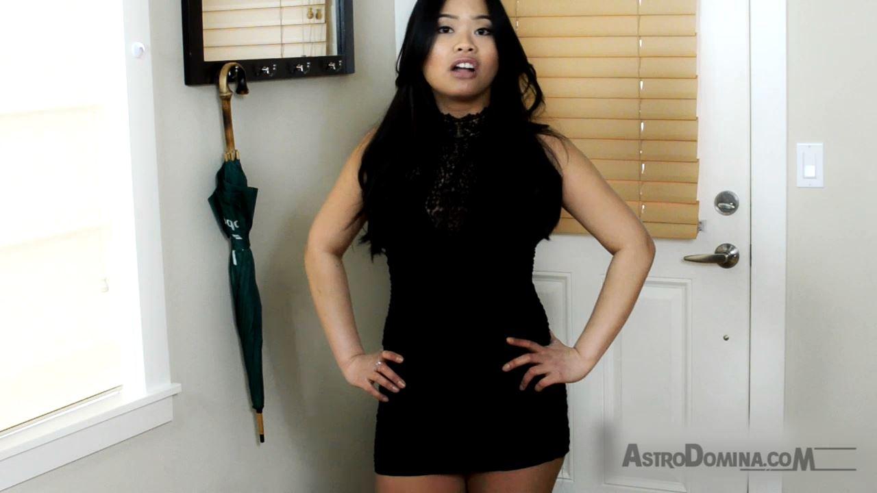 Astro Domina In Scene: The Manipulative Asian Wife - ASTRODOMINA / CLIPS4SALE - HD/720p/MP4