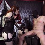 Mistress Lady Renee In Scene: Electro nipples and cock – MistressLadyRenee – FULL HD/1080p/MP4