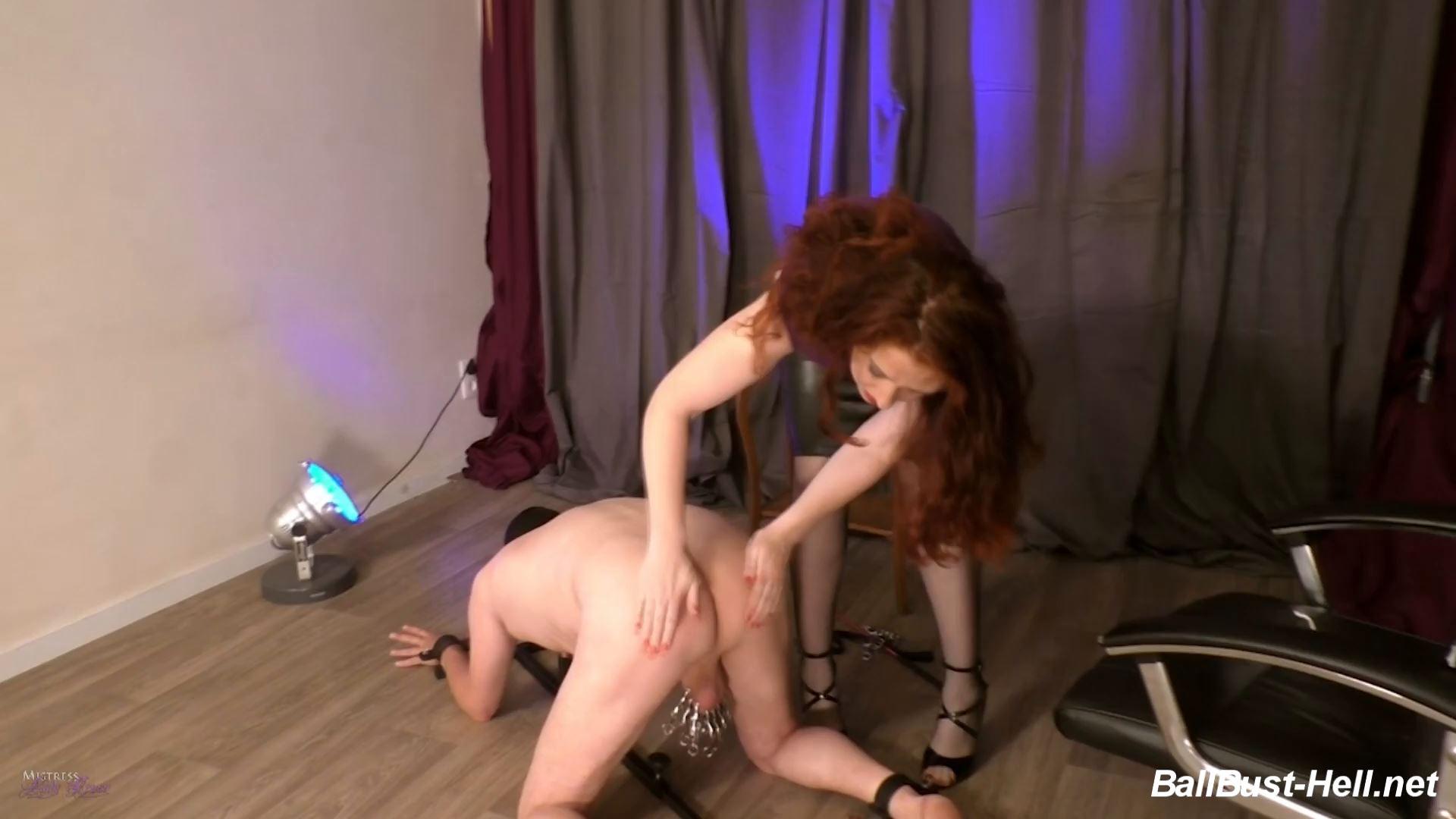 Mistress Lady Renee In Scene: Sack Stimulation - MistressLadyRenee - FULL HD/1080p/MP4