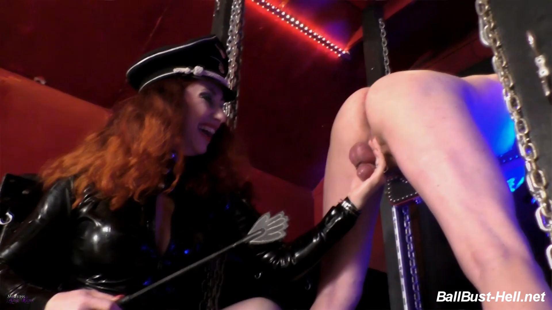 Mistress Lady Renee In Scene: Play ball - MistressLadyRenee - FULL HD/1080p/MP4