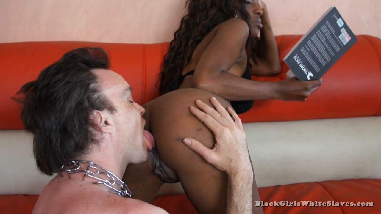 Ignored While Licking - BLACKGIRLSWHITESLAVES - HD/720p/MP4