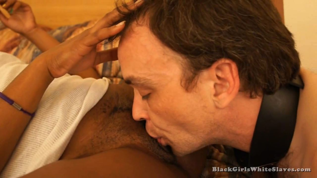 Lick Then Go Away - BLACKGIRLSWHITESLAVES - HD/720p/MP4