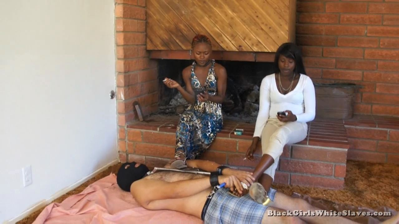 Light Our Cigarettes - BLACKGIRLSWHITESLAVES - HD/720p/MP4