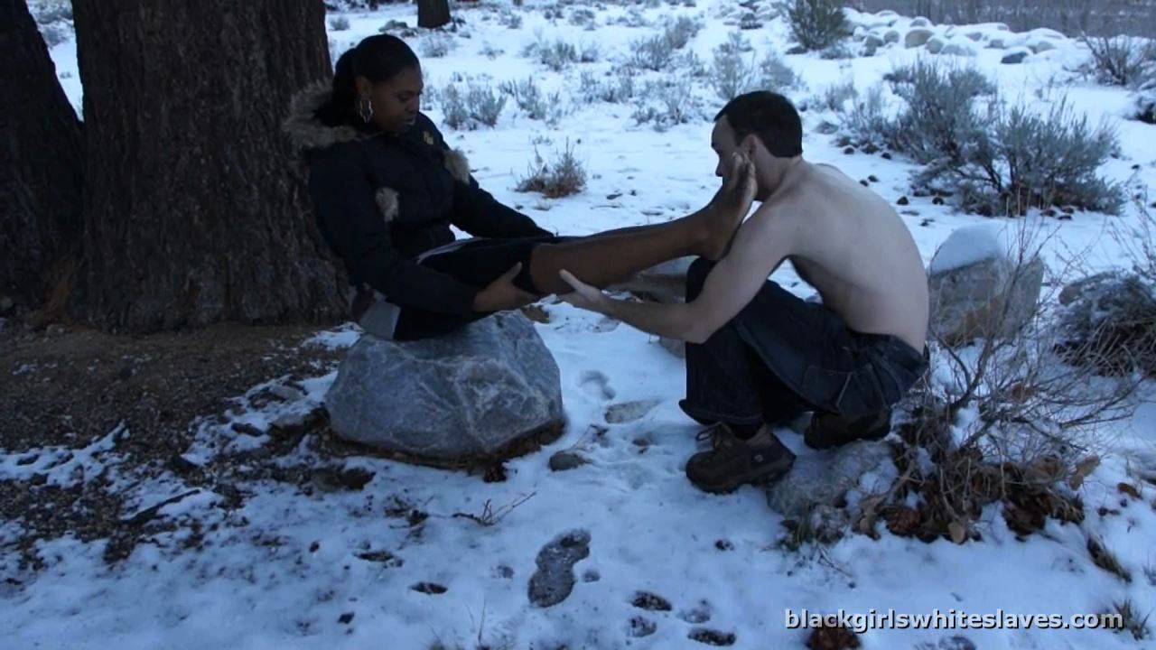 Looks Cold Out There - BLACKGIRLSWHITESLAVES - HD/720p/MP4