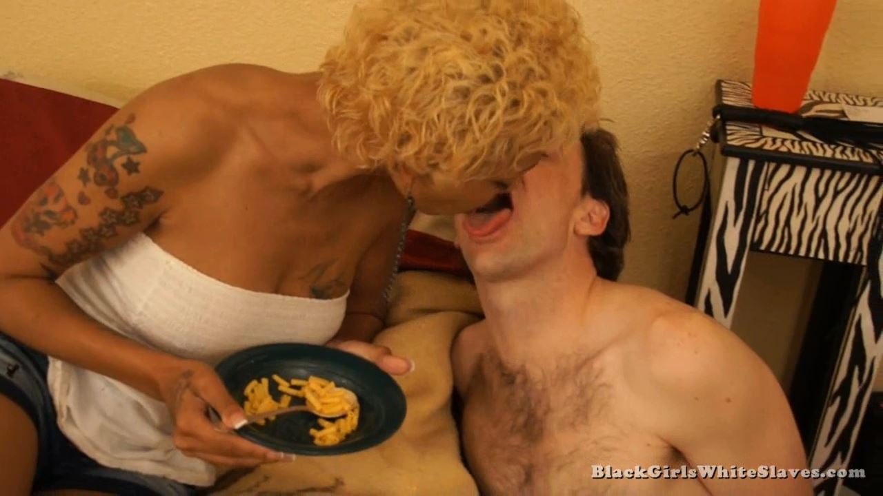 Macaroni And Cheese - BLACKGIRLSWHITESLAVES - HD/720p/MP4