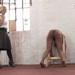 Mistress Ashleigh Embers In Scene: Cuffed Up Sweep Part 5 – THEBRITISHINSTITUTION – HD/720p/MP4