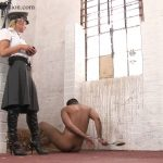 Mistress Ashleigh Embers In Scene: Cuffed Up Sweep Part 2 – THEBRITISHINSTITUTION – HD/720p/MP4